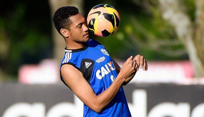 Destaque no Flamengo, Hernane fez só 4 gols no Sport - Foto: Talents Sports l Divulgação