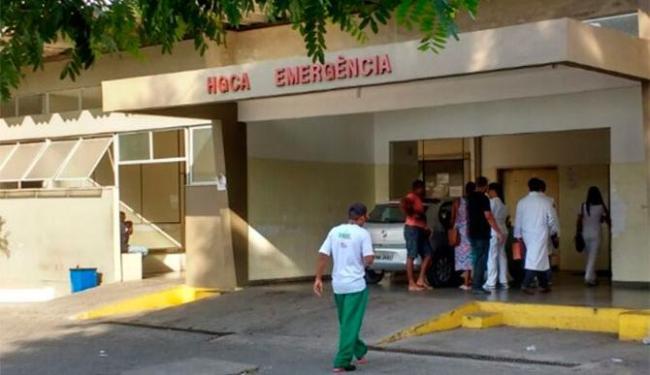 Vítima foi levada para hospital, mas não resistiu aos ferimentos e morreu - Foto: Reprodução | Acorda Cidade