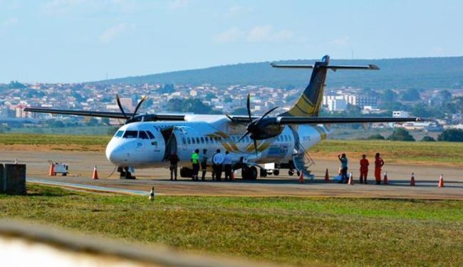 Idosa sofreu mal súbito quando voo ainda estava em solo - Foto: Reprodução | Blog do Anderson