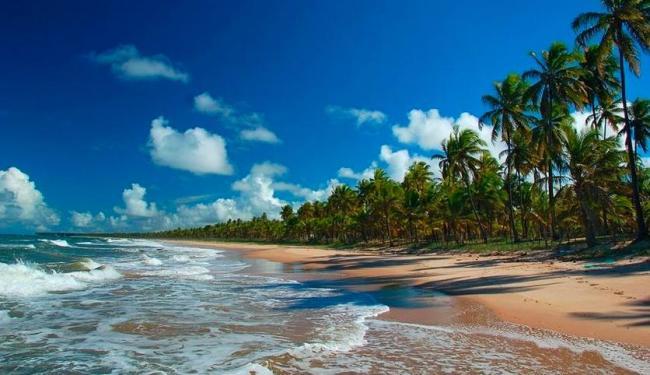Imbassaí é uma opção para viajar gastando pouco - Foto: Divulgação