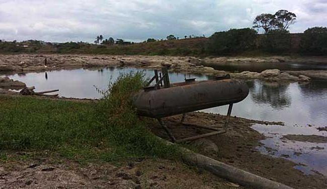 Não chove há 120 dias na cidade - Foto: Divulgação   Prefeitura de Itabuna