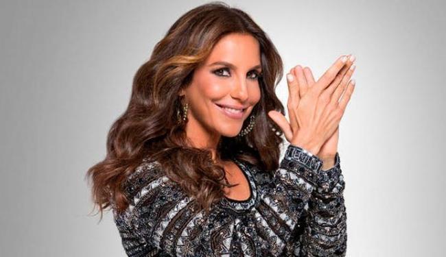 Ivete concorre a melhor cantora, disco do ano e música MPB - Foto: Divulgação