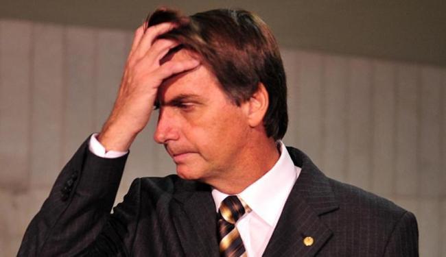 O deputado recordista de processos no conselho é Jair Bolsonaro (PP-RJ) - Foto: Agência Brasil