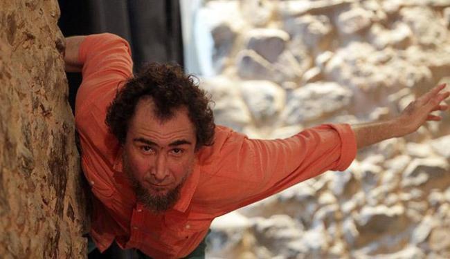 João Miguel vai fazer ensaio aberto para a peça que estreia em julho - Foto: Lúcio Távora | Ag. A TARDE