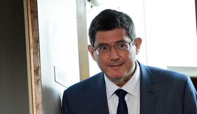 Ministro Joaqui Levy afirmou que não há risco de solvência da dívida - Foto: Wilson Dias | Agência Brasil