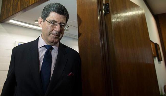 Levy havia confirmado a saída na quinta-feira, 17, mas não tinha alguém definido para substituí-lo - Foto: Marcelo Camargo l Agência Brasil