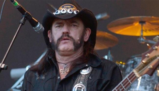 Lemmy descobriu um câncer no sábado e não resistiu - Foto: Divulgação
