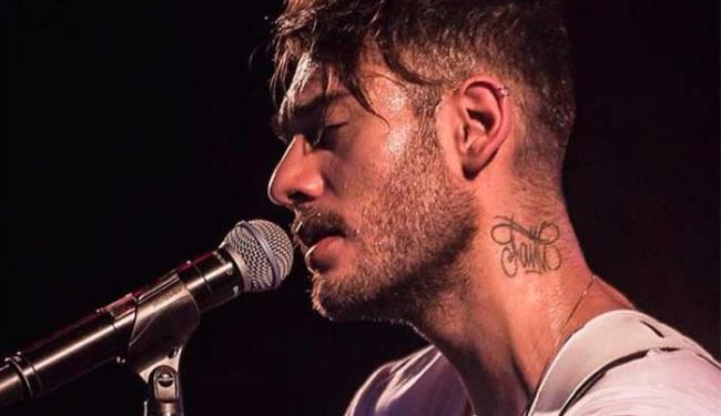 O cantor fez o desabafo em seu Instagram explicando a ausência - Foto: Reprodução   Instagram