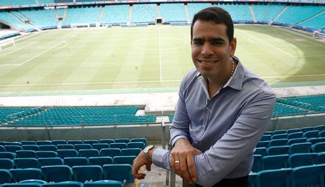 Marcelo Sant´Ana fez uma avaliação do primeiro ano á frente do Bahia - Foto: Fernando Amorim | Ag. A TARDE