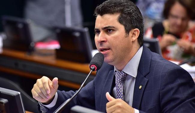 Marcos Rogério será o relator do processo de cassação do presidente da Casa, Eduardo Cunha - Foto: Zeca Ribeiro   Câmara dos Deputados