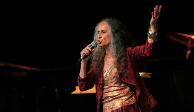 Essa é a primeira vez que Bethânia canta ao lado da Orquestra Afrosinfônica - Foto: Mila Cordeiro | Ag. A TARDE
