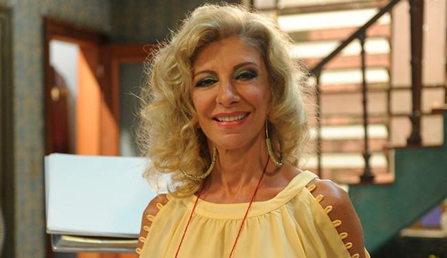 Notícias veiculadas em novembro diziam que Marília enfrentava um câncer no pulmão - Foto: Divulgação | TV Globo