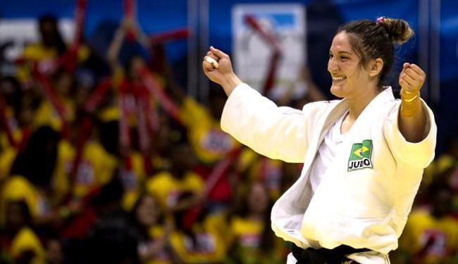 Brasileira pensa aderir ao UFC após se aposentar do Judô - Foto: Divulgação | CBJ