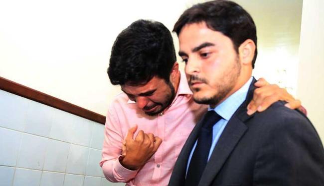 No dia 25 de novembro Rafael não teve condições de falar com a polícia - Foto: Joa Souza   Ag. A TARDE