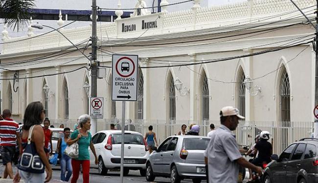 Imóvel completou 100 anos em março deste ano e fica no centro histórico local - Foto: Luiz Tito l Ag. A TARDE