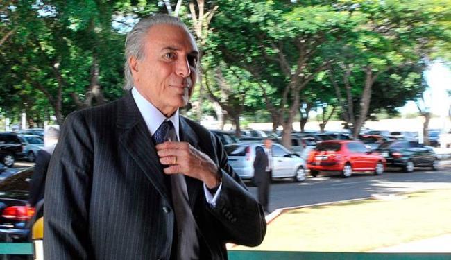 Temer diz que a presidente não tem confiança nem nele, nem no PMDB - Foto: Antonio Cruz | Agência Brasil