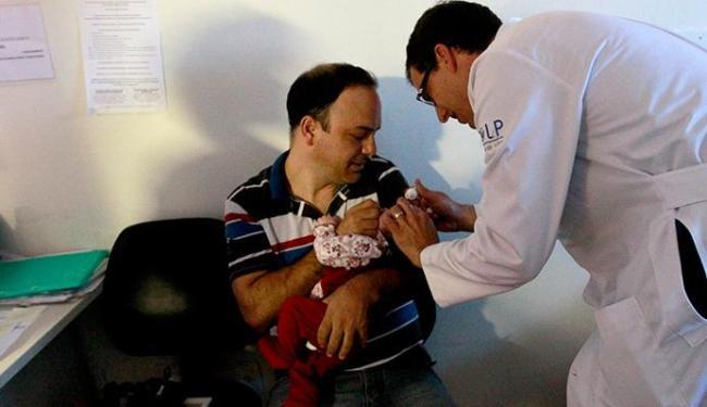 Crianças com suspeitas de microcefalia passam por exames no Hospital Roberto Santos - Foto: Camila Souza   GOVBA