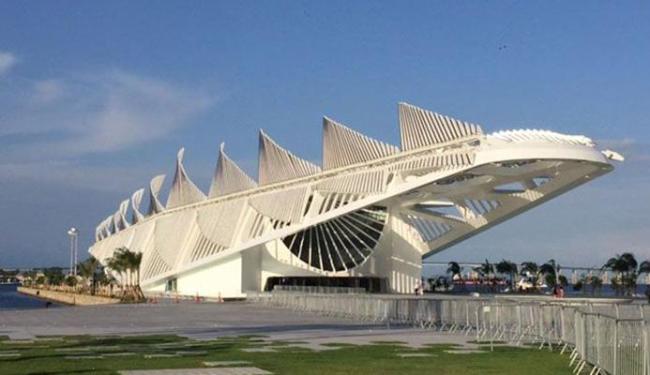 Museu do Amanhã é a novidade do Rio de Janeiro - Foto: Cristina Índio do Brasil | Agência Brasil
