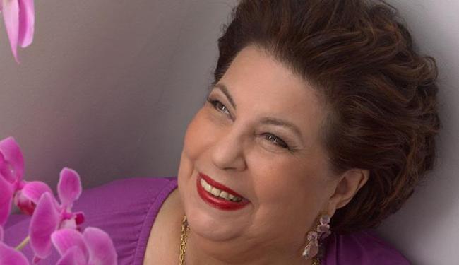 Nana estava internada desde o dia 30 e fez a cirurgia nesta quarta - Foto: Divulgação