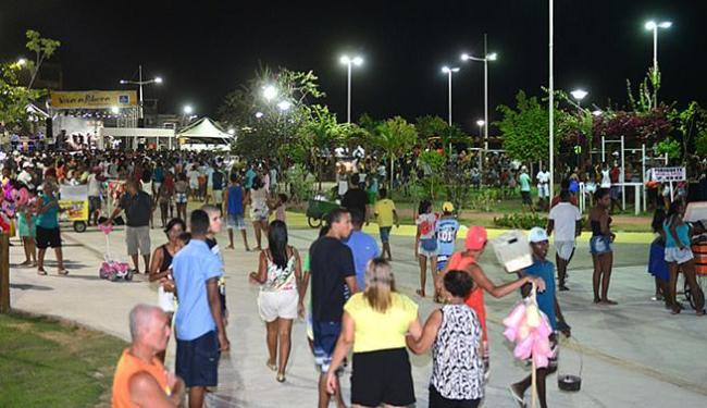 Moradores visitaram a praça Dodô e Osmar para conferir os novos equipamentos de lazer - Foto: Max Haack (Agecom-PMS) l Divulgação
