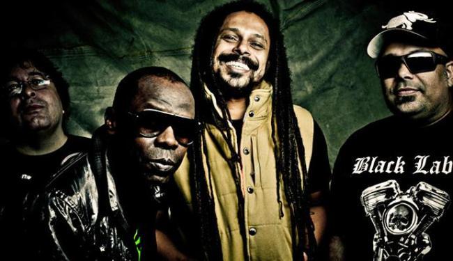 O Rappa é uma das bandas do Beach Sound PF - Foto: Divulgação