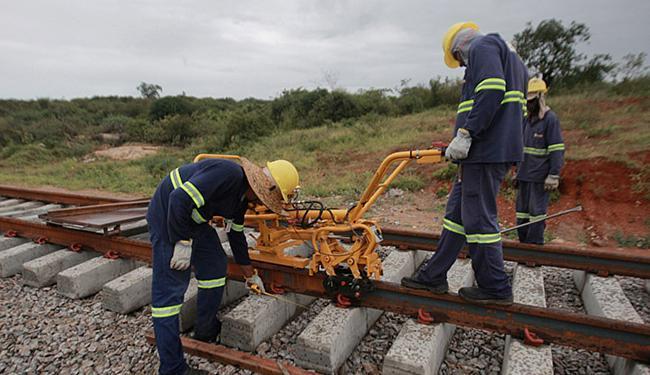Concessões de ferrovias, portos e aeroportos são a bala de prata do governo para manter investimento - Foto: Elói Corrêa l GovBA