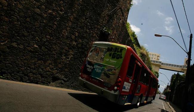 A interdição mais rápida será na Ladeira da Montanha, por cinco horas, no sábado - Foto: Marco Aurélio Martins   Ag. A TARDE