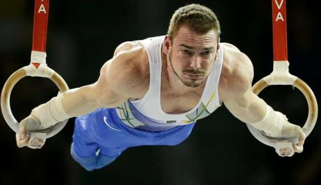 Arthur Zanetti tem feito história na ginástica brasileira - Foto: Associated Press