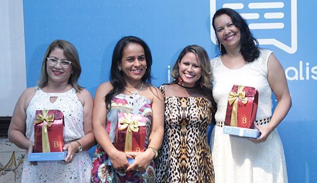 Cerimônia homenageou as melhores articuladoras do A TARDE Educação em 2015 - Foto: Lúcio Távora l Ag. A TARDE