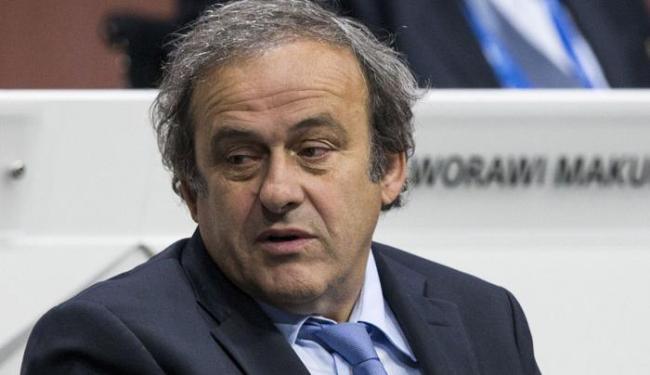 O recurso à CAS é a última cartada de Platini para poder ser candidato nas eleições da Fifa - Foto: Patrick B. Kraemer   AP Photo