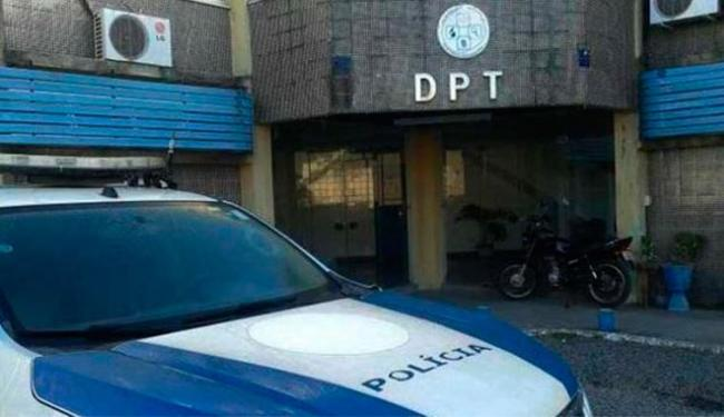Corpo de José Orlando foi levado para o Departamento de Polícia Técnica (DPT) - Foto: Reprodução | Acorda Cidade