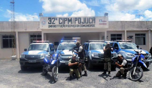 32ª CIPM, localizada no município de Pojuca - Foto: Divulgação
