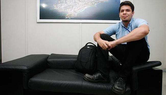 Políbio Neto mudou de bairro para economizar - Foto: Mila Cordeiro l Ag. A TARDE