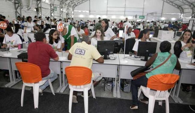 Renegociação com o estado pode ser feita até 6ª-feira - Foto: Lúcio Távora | Ag. A TARDE
