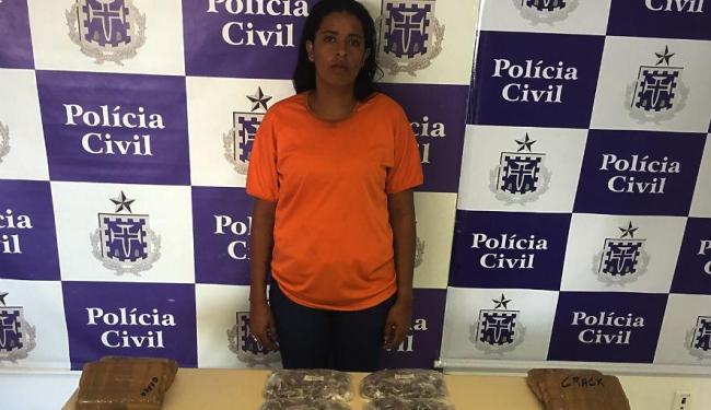 Joana Darc Pereira do Nascimento chegava de Luiz Eduardo Magalhães - Foto: Ascom | Polícia Civil