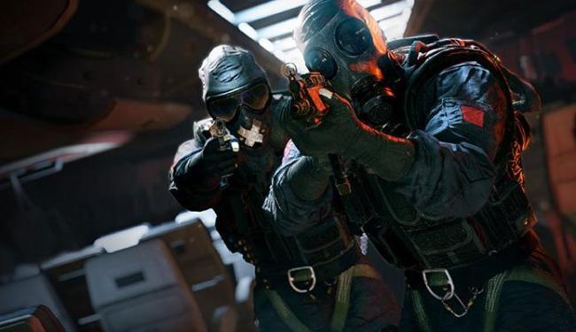 Rainbow Six Siege coloca os jogadores para combaterem grupos antiterroristas - Foto: Divulgação