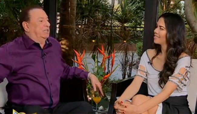 Na entrevista, o apresentador ainda criticou o sensacionalismo no programa de Rodrigo Faro - Foto: Reprodução   Rede TV!