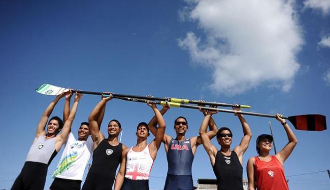 Atletas de outros estados vieram reforçar clubes baianos - Foto: Raul Spinassé | Ag. A TARDE