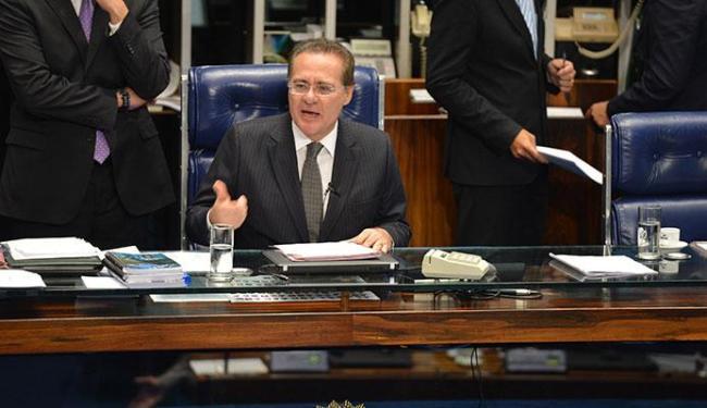 Presidente do Senado, Renan Calheiros também vai ser investigado pela operação Lava Jato - Foto: Fábio Rodrigues | Ag. Brasil