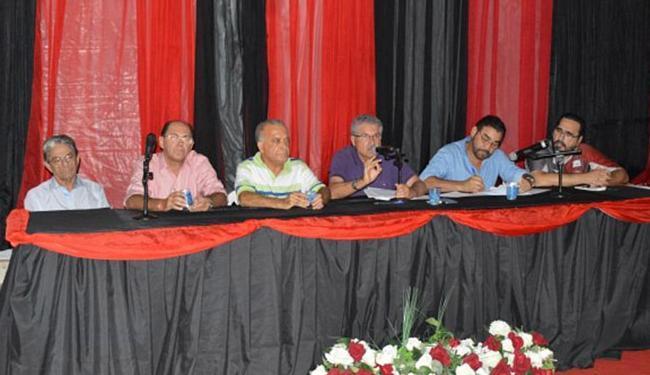 Conselho se reuniu, na segunda-feira, 28, para aprovar orçamento de 2016 - Foto: Francisco Galvão l EC Vitória