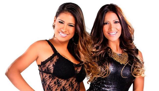 As irmãs são umas das atrações das festas - Foto: Divulgação