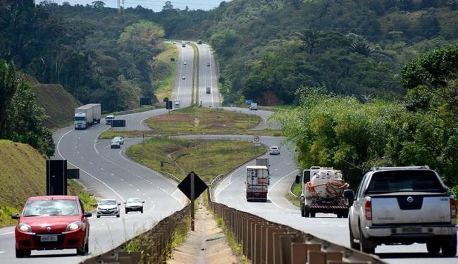 Policiamento será reforçado nas rodovias até o dia 4 de janeiro - Foto: Ulgo Oliveira | Seinfra