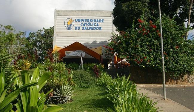 Ucsal está na lista do MEC, que vetou a entrada de novos alunos em três cursos - Foto: Fernando Amorim | Ag. A TARDE