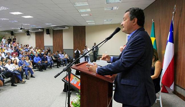 Contestação de dados de ministério foi feita durante reunião com 125 prefeitos - Foto: Adilton Venegeroles l Ag. A TARDE