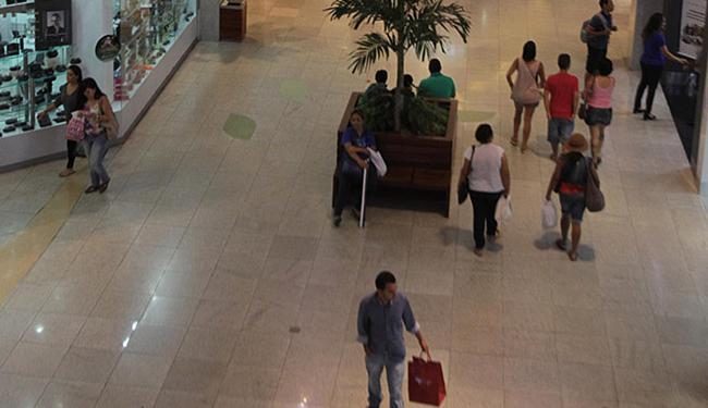 Shoppings alteraram horário de funcionamento por conta do Natal - Foto: Lúcio Távora l Ag. A TARDE