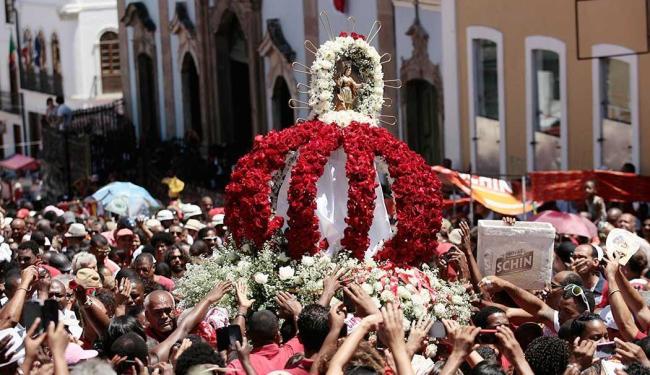 Festa acontece na sexta-feira, 4 - Foto: Mila Cordeiro | Ag. A TARDE