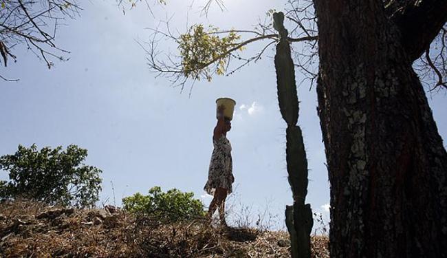 O Plano de Ação para o Enfrentamento da Crise Hídrica ainda será analisado em âmbito federal - Foto: Joá Souza | Ag. A TARDE