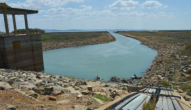 Vista da barragem - Foto: Marcello Casal Jr. | Ag. Brasil