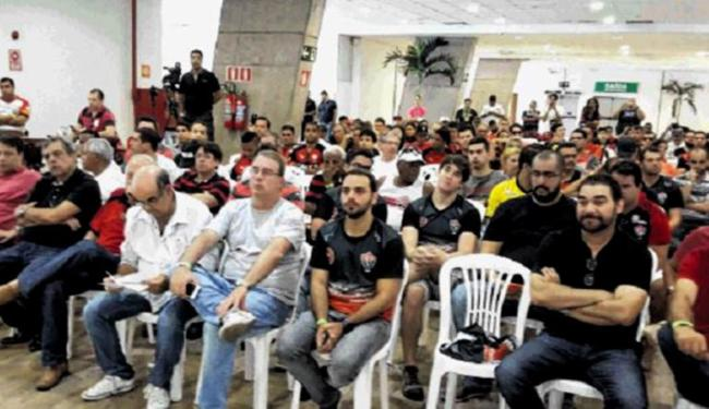 Cerca de 200 sócios com poder de voto compareceram ao evento - Foto: Divulgação