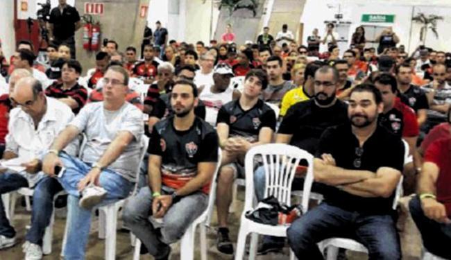 Conselheiros debatem o orçamento para a próxima temporada; Estatuto também deve entrar na pauta - Foto: Divulgação
